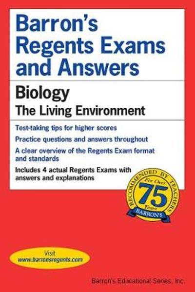 Regents Exams and Answers: Biology - Gabrielle I. Edwards