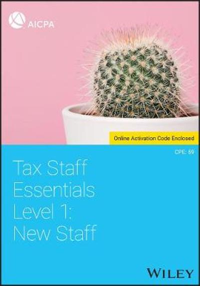 Tax Staff Essentials - AICPA
