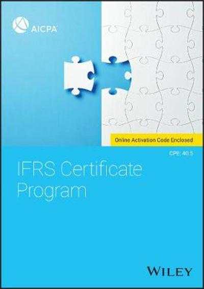 IFRS Certificate Program - AICPA