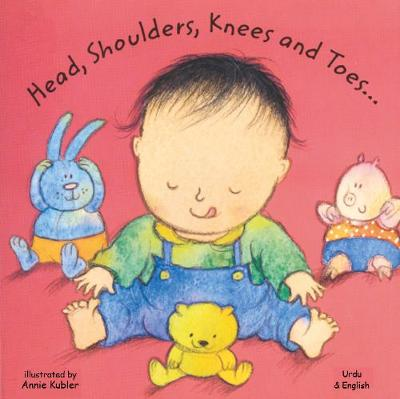 Head, Shoulders, Knees and Toes in Urdu and English - Annie Kubler