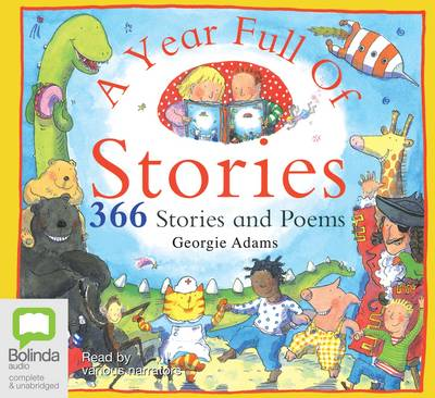A Year Full of Stories - Georgie Adams
