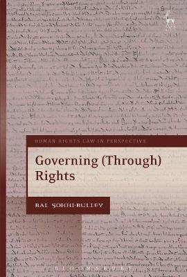 Governing Through Rights - Bal Sokhi-Bulley