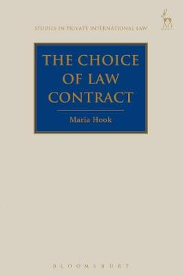 The Choice of Law Contract - Maria Hook