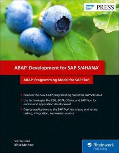 ABAP Development for SAP S/4HANA - Stefan Haas