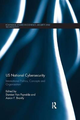 US National Cybersecurity - Damien Van Puyvelde