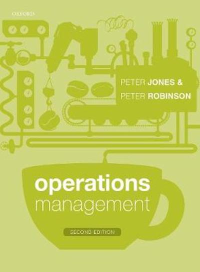 Operations Management - Peter Jones