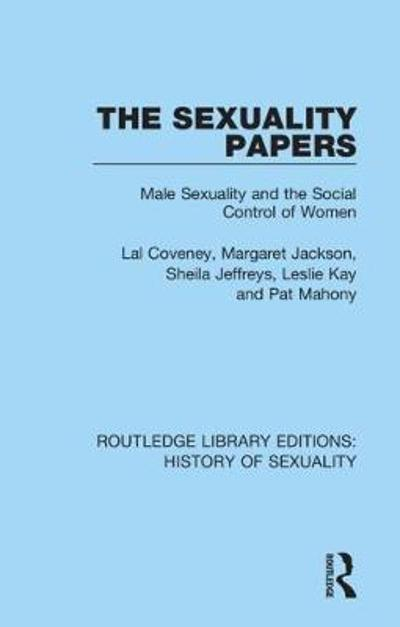 The Sexuality Papers - Lal Coveney