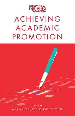 Achieving Academic Promotion - Marian Mahat