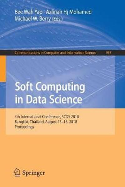 Soft Computing in Data Science - Bee Wah Yap