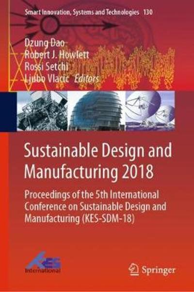 Sustainable Design and Manufacturing 2018 - Dzung Dao