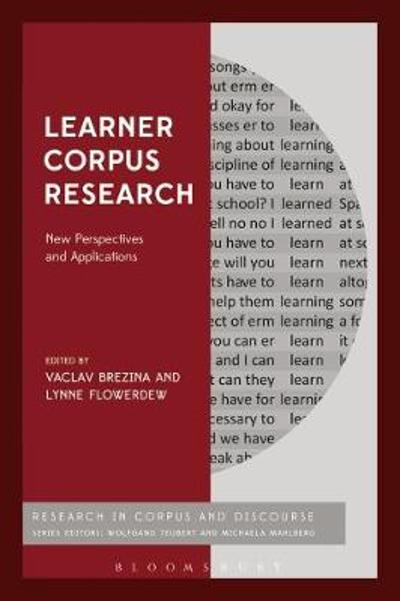 Learner Corpus Research - Dr Vaclav Brezina