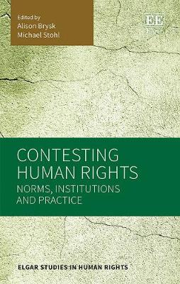 Contesting Human Rights - Alison Brysk