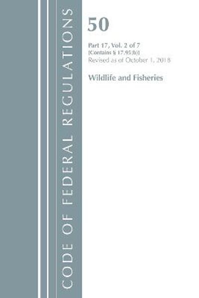 Code of Federal Regulations, Title 50 Wildlife and Fisheries 17.95(b), Revised as of October 1, 2018 - Office of the Federal Register (U.S.)