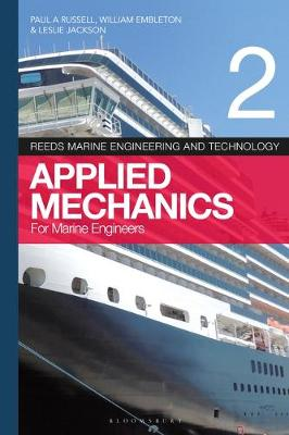 Reeds Vol 2: Applied Mechanics for Marine Engineers - Paul Anthony Russell