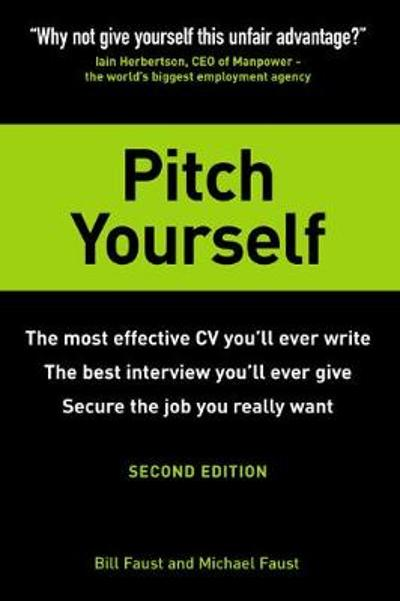 Pitch Yourself - Bill Faust