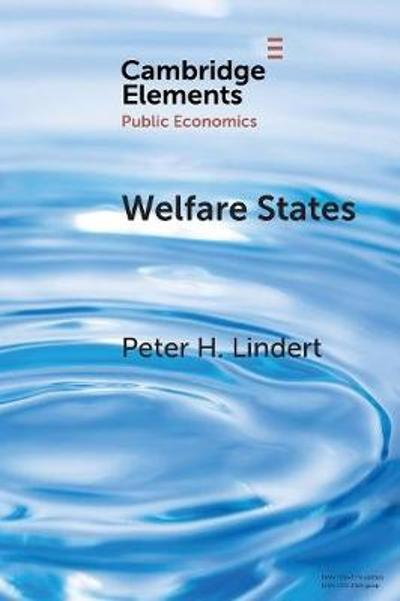 Elements in Public Economics - Peter H. Lindert