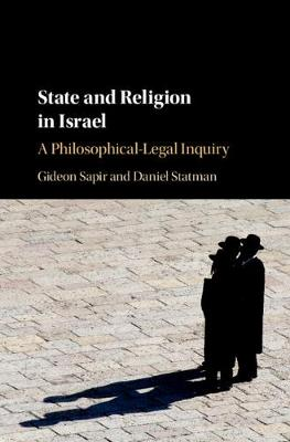 State and Religion in Israel - Gideon Sapir