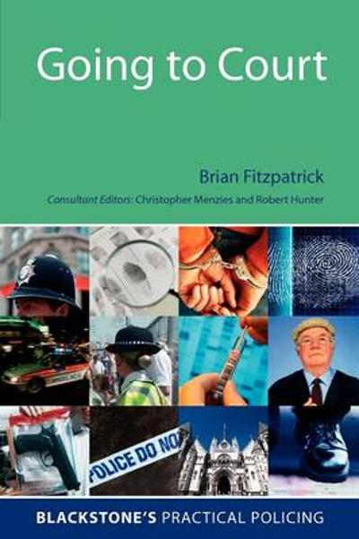 Going to Court - Brian Fitzpatrick