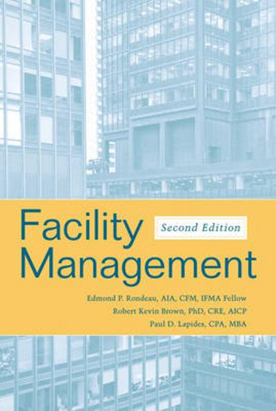 Facility Management - Edmond P. Rondeau