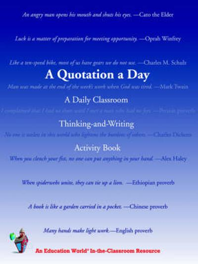 A Quotation a Day - World Inc Education World Inc