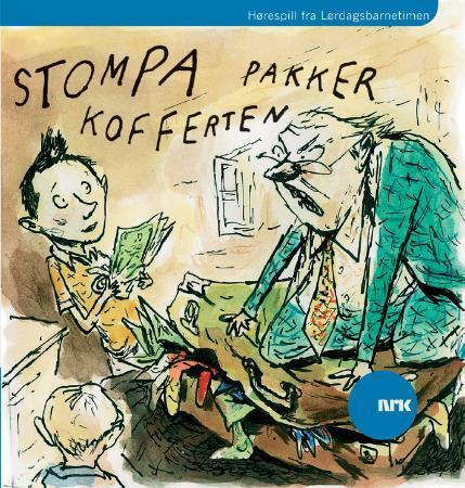 Stompa pakker kofferten - Anthony Buckeridge