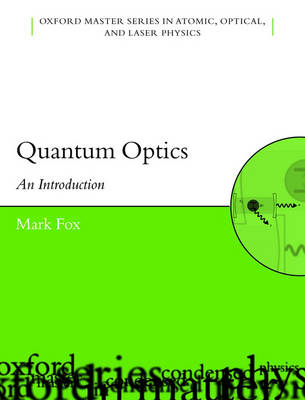 Quantum Optics - Mark Fox