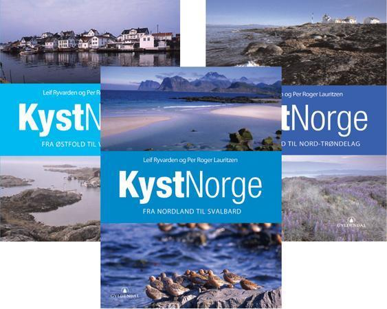 Kystnorge 1-3 - Leif Ryvarden