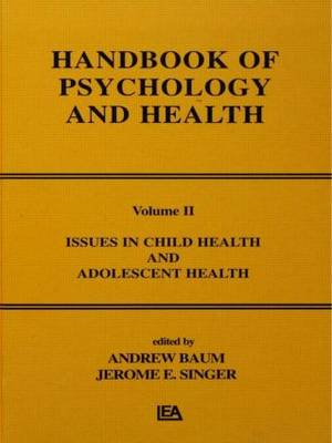 Issues in Child Health and Adolescent Health - A. Baum