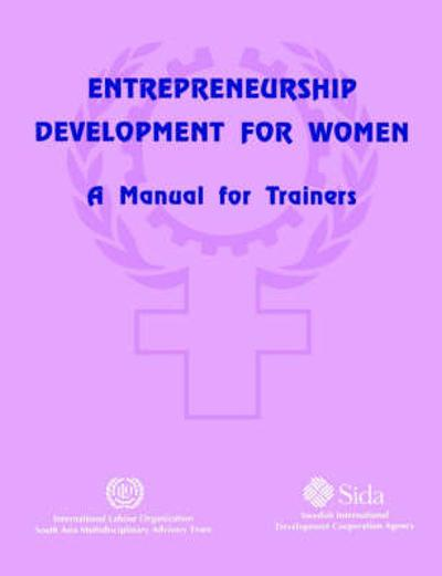 Entrepreneurship Development for Women - ILO-Saat