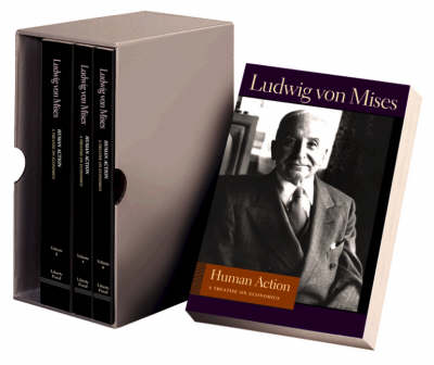 Human Action - Ludwig von Mises