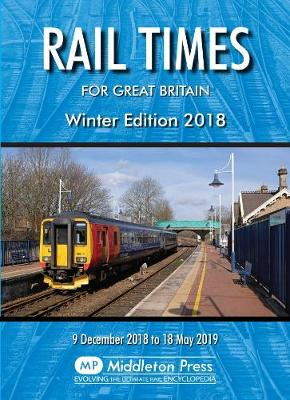Rail Times For Great Britain - Network Rail