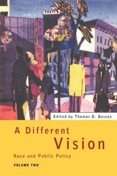 A Different Vision - Vol 2 - Thomas D. Boston