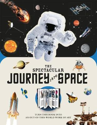 Paperscapes: The Spectacular Journey into Space - Kevin Pettman