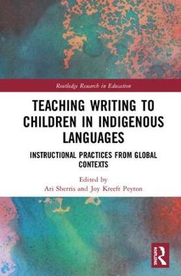 Teaching Writing to Children in Indigenous Languages - Ari Sherris