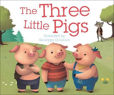 The Three Little Pigs - DK