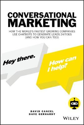 Conversational Marketing - David Cancel
