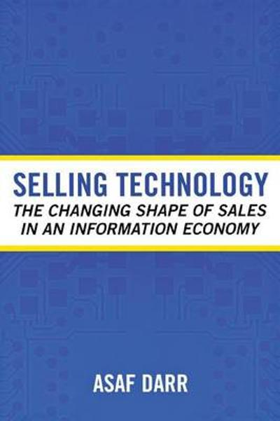 Selling Technology - Asaf Darr