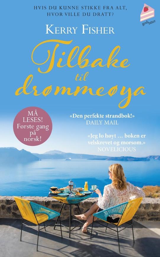 Tilbake til drømmeøya PDF ePub