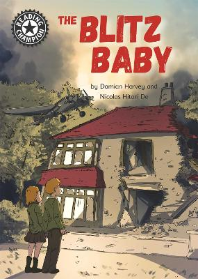 Reading Champion: The Blitz Baby - Damian Harvey