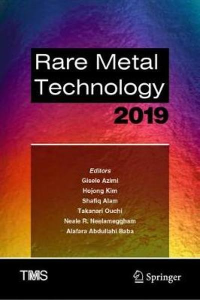 Rare Metal Technology 2019 - Gisele Azimi