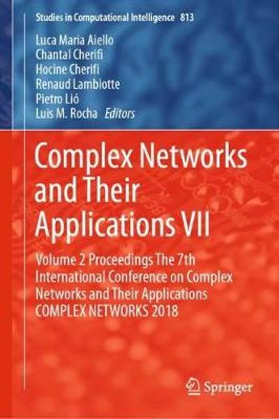 Complex Networks and Their Applications VII - Luca Maria Aiello