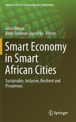 Smart Economy in Smart African Cities - Gora Mboup
