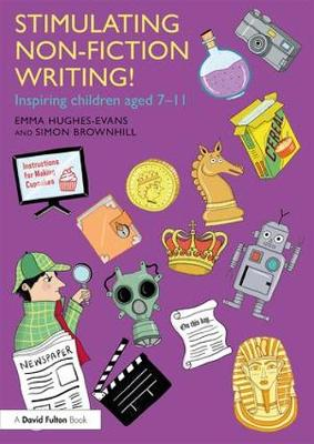 Stimulating Non-Fiction Writing! - Emma Hughes-Evans