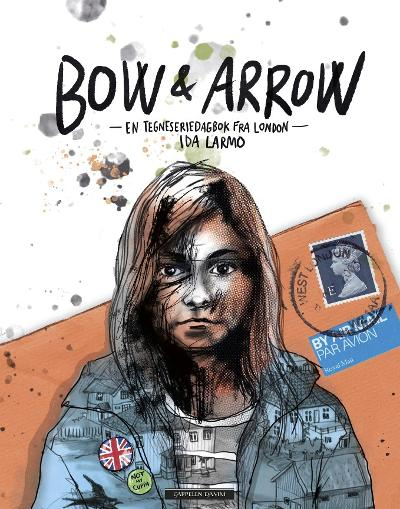 Bow & arrow - Ida Larmo
