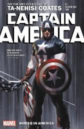Captain America By Ta-nehisi Coates Vol. 1: Winter In America - Ta-Nehisi Coates Lenil Yu