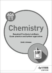 AQA GCSE (9-1) Chemistry Student Lab Book: Exam practice and further application - David Johnston