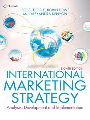 International Marketing Strategy - Robin Lowe