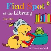 Find Spot at the Library - Eric Hill