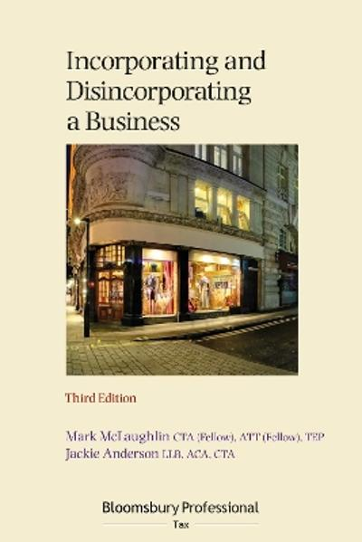 Incorporating and Disincorporating a Business - Mark McLaughlin