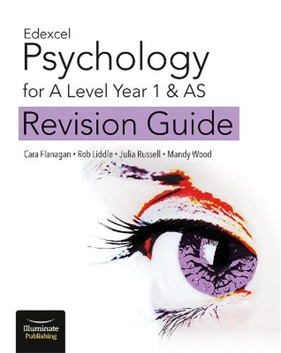 Edexcel Psychology for A Level Year 1 & AS: Revision Guide - Cara Flanagan
